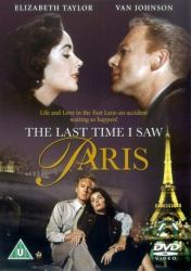 Watch The Last Time I Saw Paris Movie